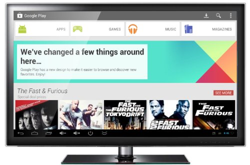 JUSTOP Android 4 2 Smart TV Box ' Droibox Ace ' Bluetooth Edition