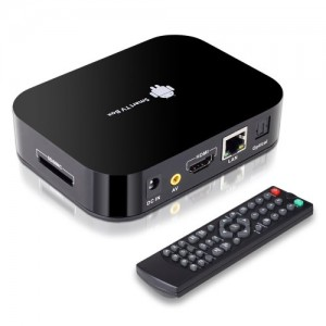 KEEDOX® Dual Core Android 4 2 Smart TV Box XBMC Media Player 1080P